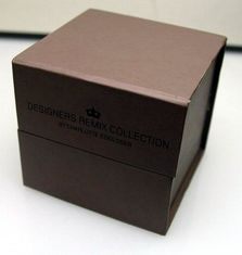 China OEM Paper Packaging Box / Custom Product Boxes With Personalized Printing Design supplier