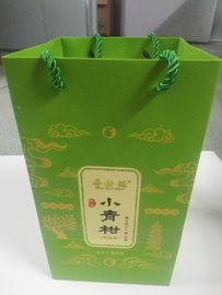 China Recycled Custom Business Gift Bags, Paper Goodie Bags For Food Packing supplier
