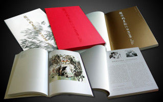 Customized Paper Custom Photo Book Printing , Personalized Picture Album