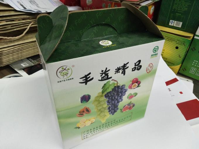 Colored Personalised Food Packaging / Small Square Food Gift Boxes