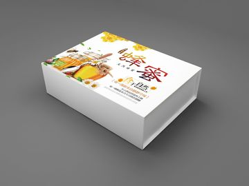 Custom DIY Nail Printer Packaging Cardboard Boxes With Aqueous Coating